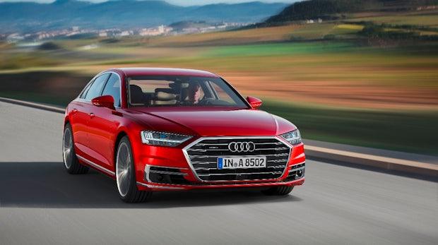 """Audi A8 soll """"erstes Serienautomobil der Welt"""" mit Level-3-Automation sein"""