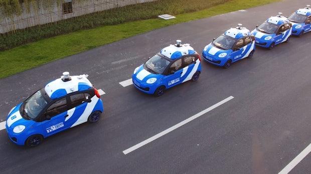 Mit über 50 Partnern: Baidus Apollo-Plattform will das Android für selbstfahrende Autos werden