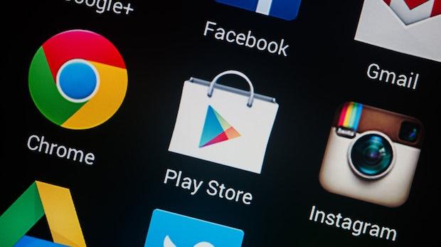 Whatsapp ganz weit vorne: Das sind die 10 beliebtesten Android-Apps in Deutschland