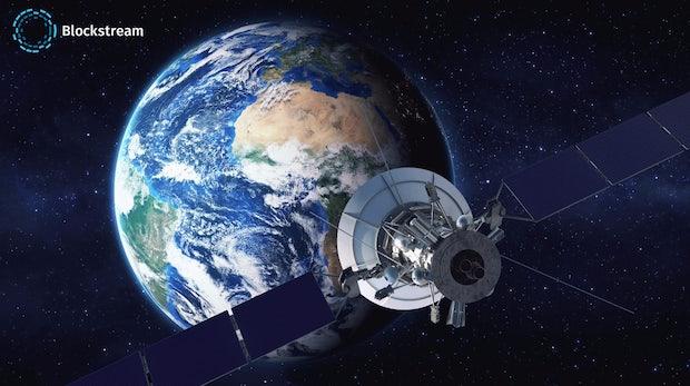 Kryptowährung hebt ab: Blockstream überträgt Bitcoin-Blockchain per Satellit