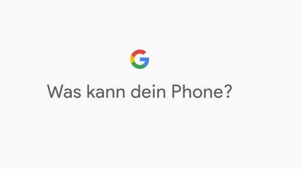 Neue Pixel-Smartphones und mehr: Google lädt zum Oktober-Event