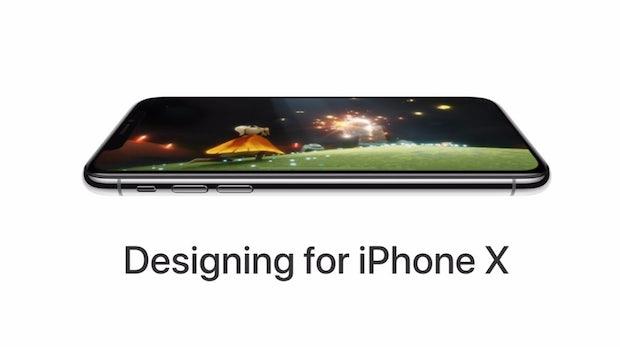 iOS-11-Entwicklung: Apple veröffentlicht Design-Leitfaden fürs iPhone X