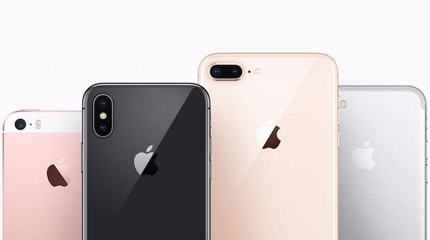 iPhone SE bis X: Welches iPhone ist das Richtige für dich?