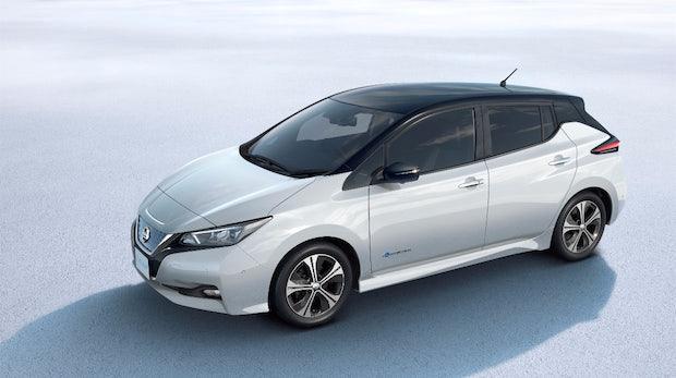 Nissan stellt den Leaf 2 vor: Neues Design, mehr Reichweite