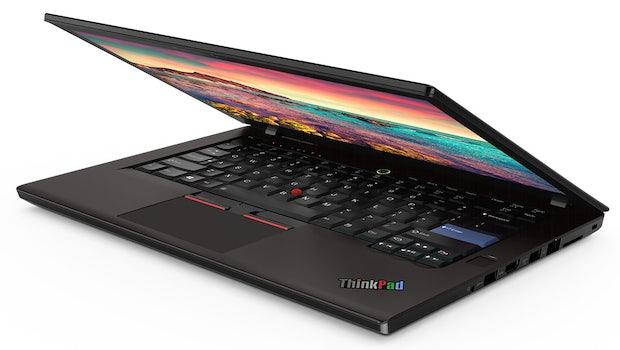 Lenovo Thinkpad 25. (Bild: Lenovo)
