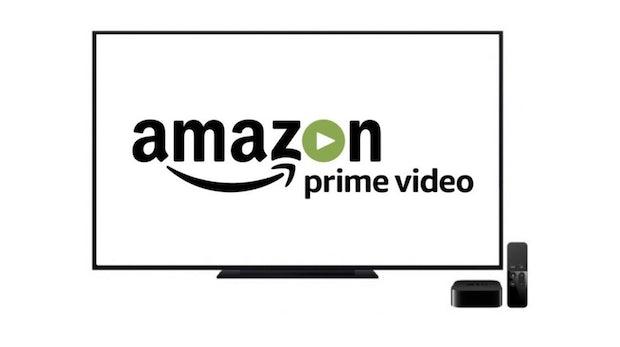 Amazon Prime Video für Apple TV ist fertig